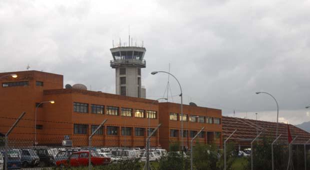 02 Tribhuvan International Airport Kathmandu only International Airport of Nepal