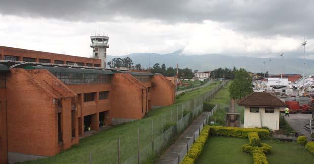 04 Tribhuvan International Airport Kathmandu only International Airport of Nepal
