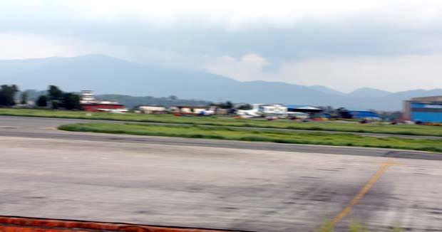 06 Tribhuvan International Airport Kathmandu only International Airport of Nepal