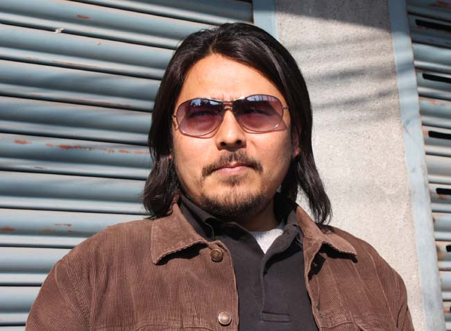 01 Adrian Pradhan Nepalese vocalist composer and song writer