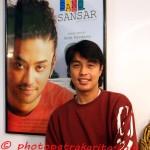 01 Alok Nembang Nepalese film and music videos director