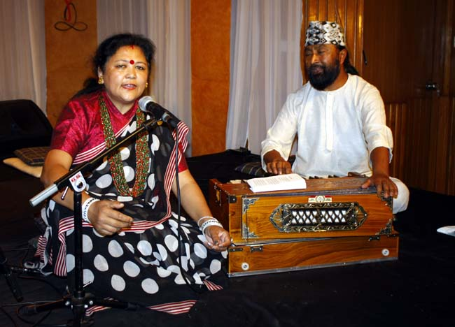 01 Deji Baraili Nepali singer from Darjeeling India