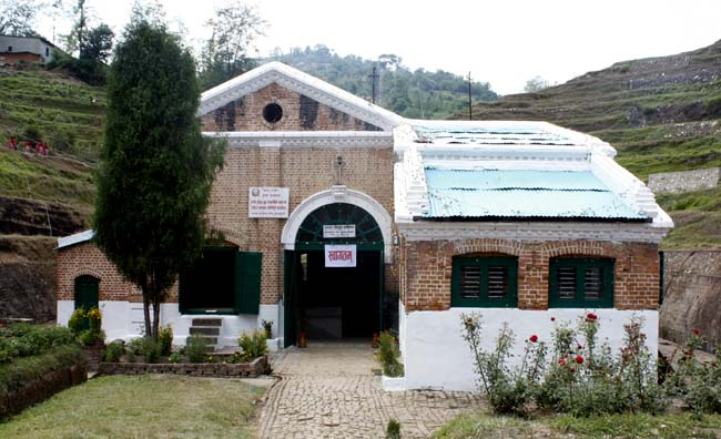 01 Nepal Electric Authority Pharping Hydropower Station Nepal 100 years old electronic powerhouse in ASIA