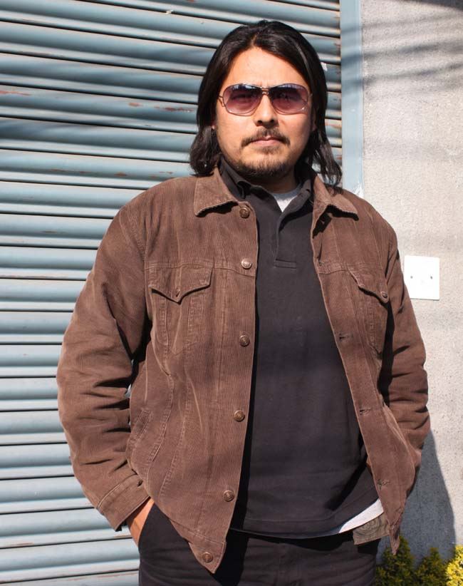 02 Adrian Pradhan Nepalese vocalist composer and song writer