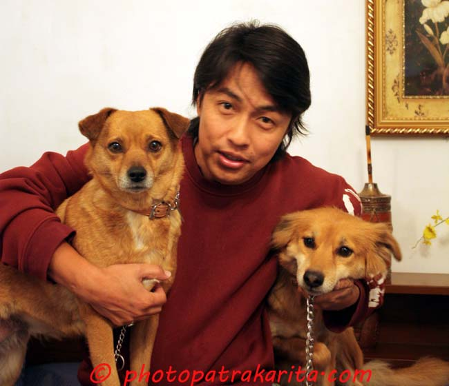 02 Alok Nembang Nepalese film and music videos director