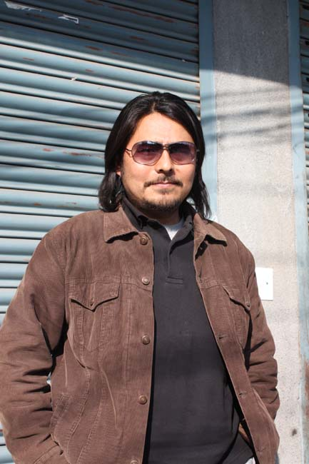03 Adrian Pradhan Nepalese vocalist composer and song writer