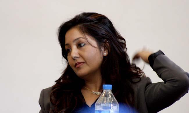 03 Karishma Manandhar Nepali Actress