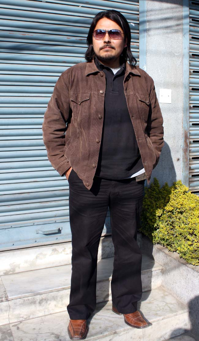 04 Adrian Pradhan Nepalese vocalist composer and song writer