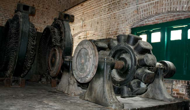 04 Nepal Electric Authority Pharping Hydropower Station Nepal 100 years old electronic powerhouse in ASIA