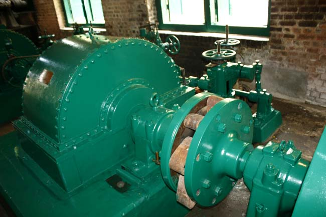 06 Nepal Electric Authority Pharping Hydropower Station Nepal 100 years old electronic powerhouse in ASIA