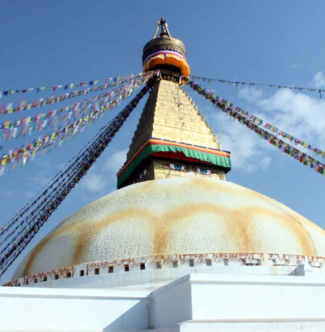01  Boudha, Bouddhanath  Baudhanath Kathmandu Nepal