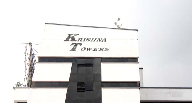 01 Krishna Tower Baneshor Ncell Headquarter
