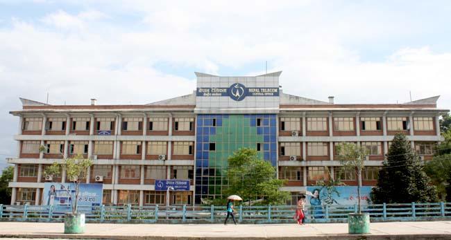 01 Nepal Telecom Nepal Doorsanchar Company Limited Headquarter Bhadrakali Kathmandu Nepal