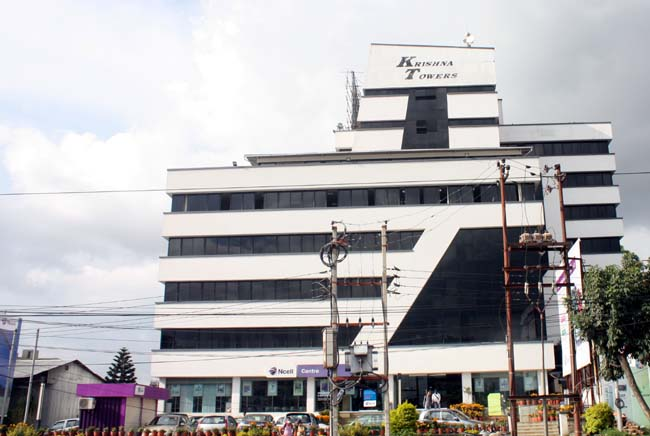 02 Krishna Tower Baneshor Ncell Headquarter