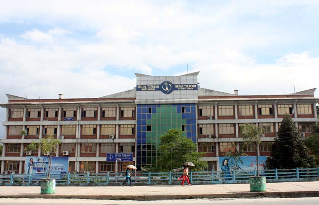 03 Nepal Telecom Nepal Doorsanchar Company Limited Headquarter Bhadrakali Kathmandu Nepal