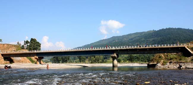 04 Daraundi Bridge in Gorkha