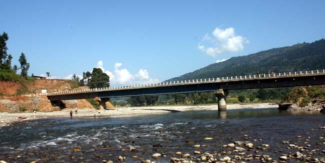 05 Daraundi Bridge in Gorkha