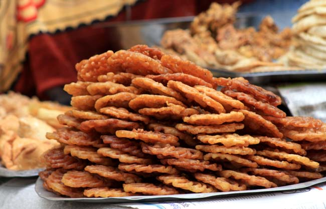 01 Jalebi is one of the most popular South Asian desserts