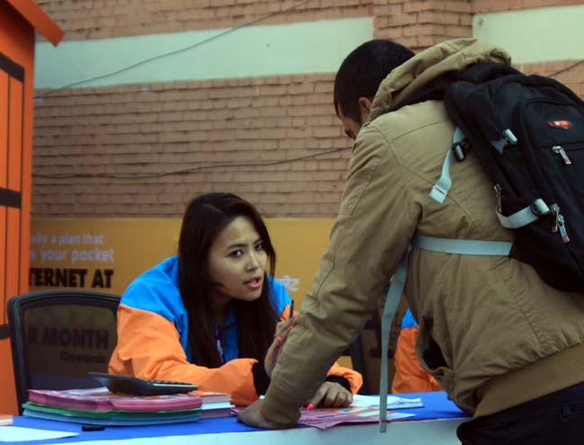 04 Focus on Internet Service  CAN INFOTECH 2014 organized by Computer Association of Nepal  Kathmandu Nepal