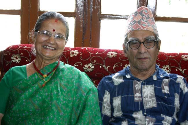 07 Madhav Prasad Ghimire born in October 22, 1919 is great Nepali poet honoured as the Rashtra Kavi