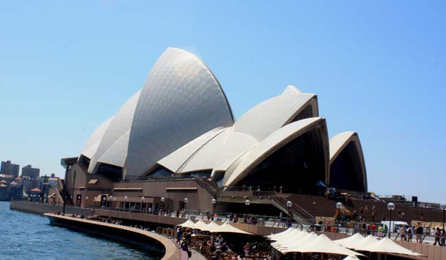 02 Sydney Opera House multi-venue performing arts centre in Sydney, New South Wales, Australia