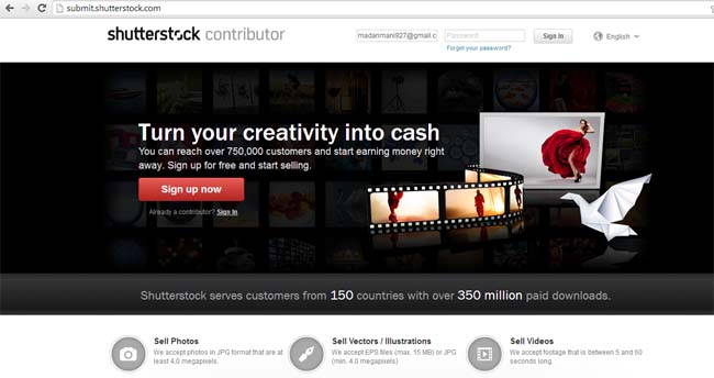 02 earn money with your photos shutterstock.com