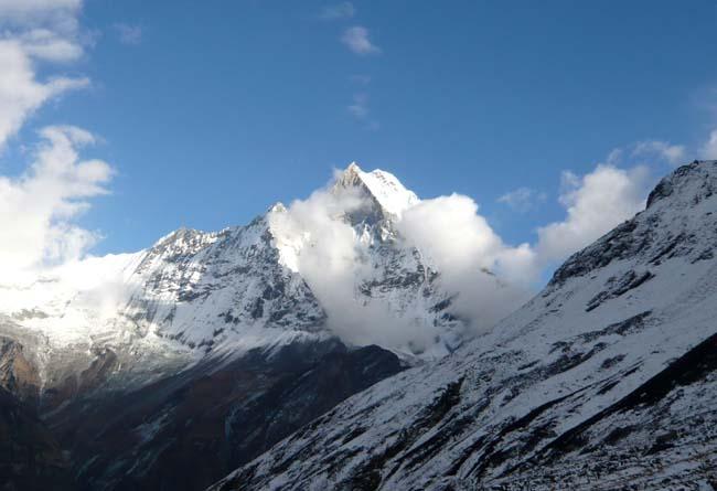 04 Annapurna Base Camp Pokhara Nepal