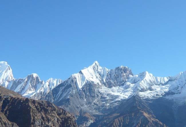 05 Annapurna Base Camp Pokhara Nepal