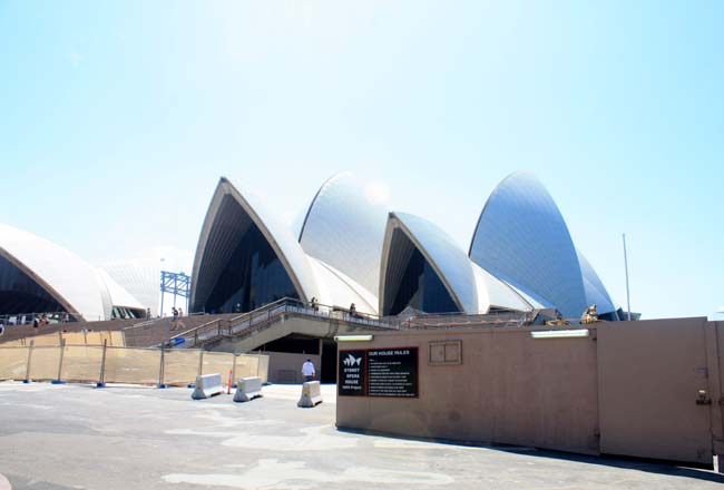 05 Sydney Opera House multi-venue performing arts centre in Sydney, New South Wales, Australia