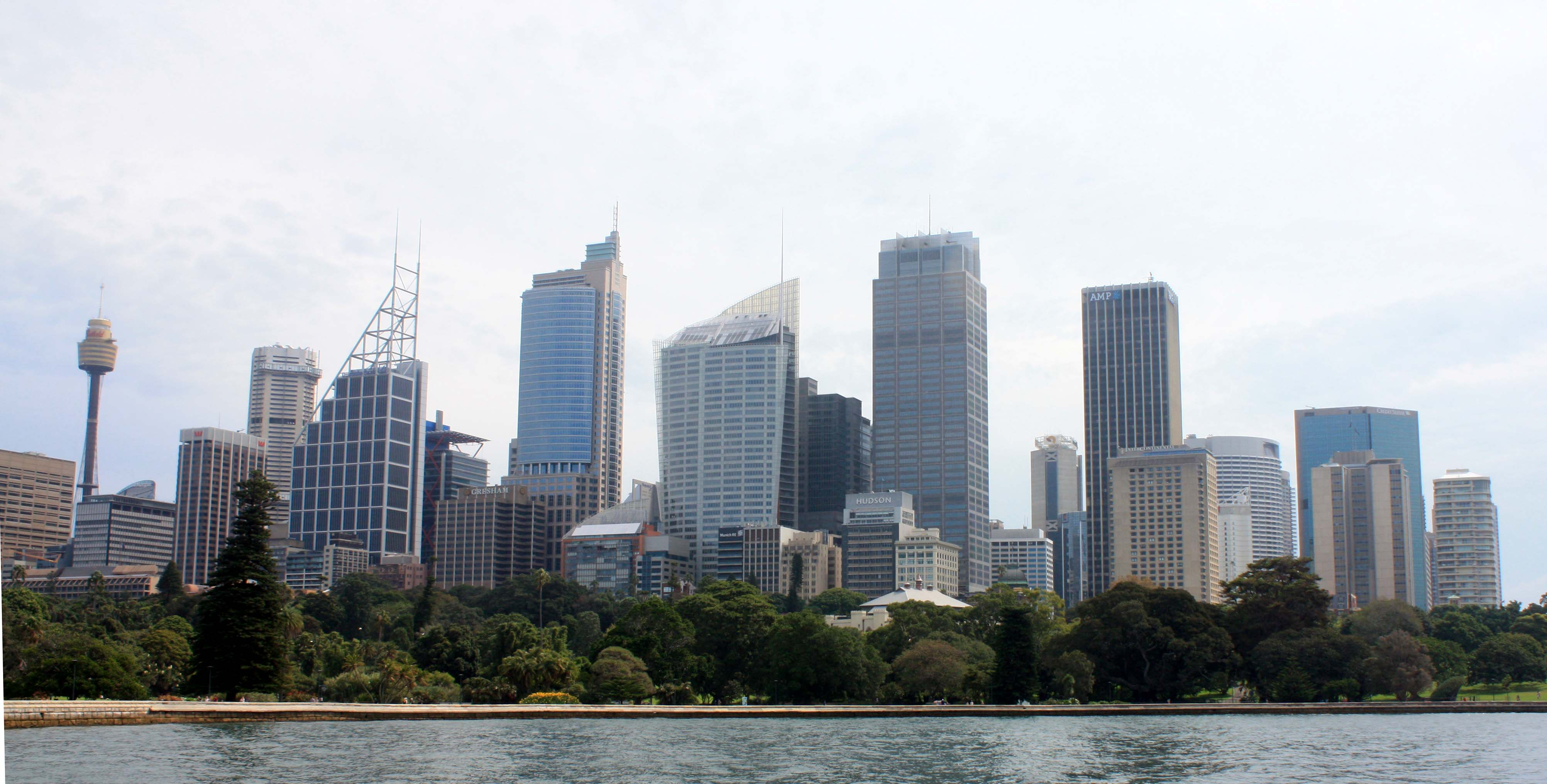 05 Sydney central business district CBD popularly referred to as the City Australia