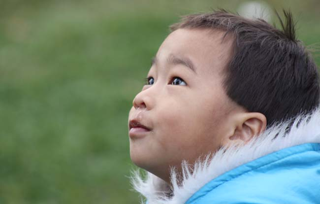 Child Smiling Photography Close up child photography out door photography 1
