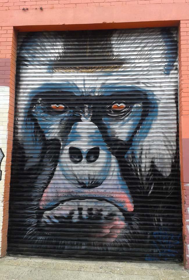 01 Sydney Art Art on Wall Wall painting in Australia