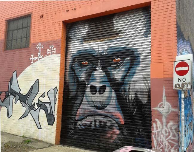 02 Sydney Art Art on Wall Wall painting in Australia