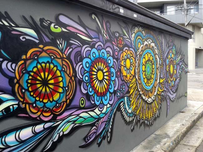 05 Sydney Art Art on Wall Wall painting in Australia