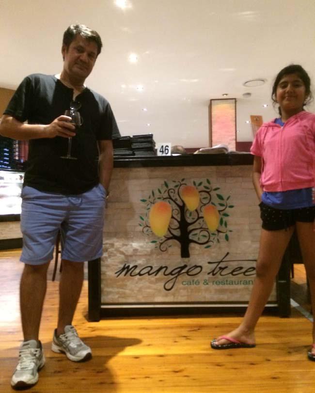 02 Hemanta Kafle's holiday in Wollongong