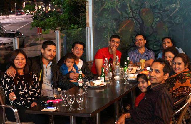 03 Hemanta Kafle's holiday in Wollongong
