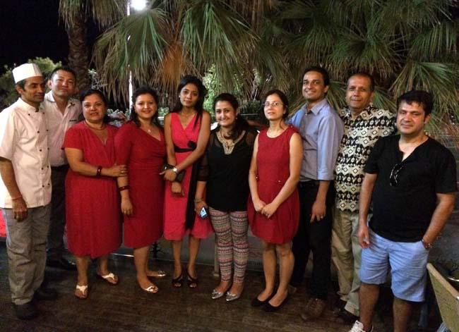 04 Hemanta Kafle's holiday in Wollongong