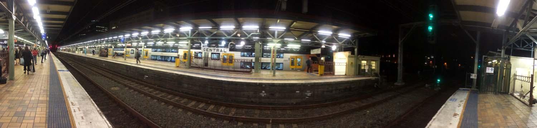 Central Train Station Sydney Australia 1