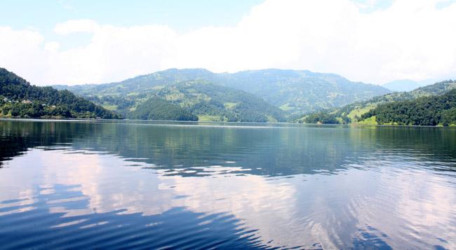 03 Begnas Taal (Begnas Lake) Pokhara Kaski Nepal