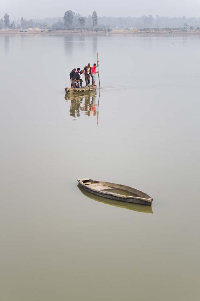 Barhaiyya taal,Bardiya  Lakes in Nepal