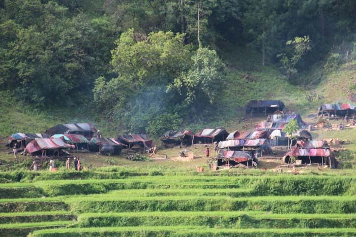Raute Settlement at Salyan