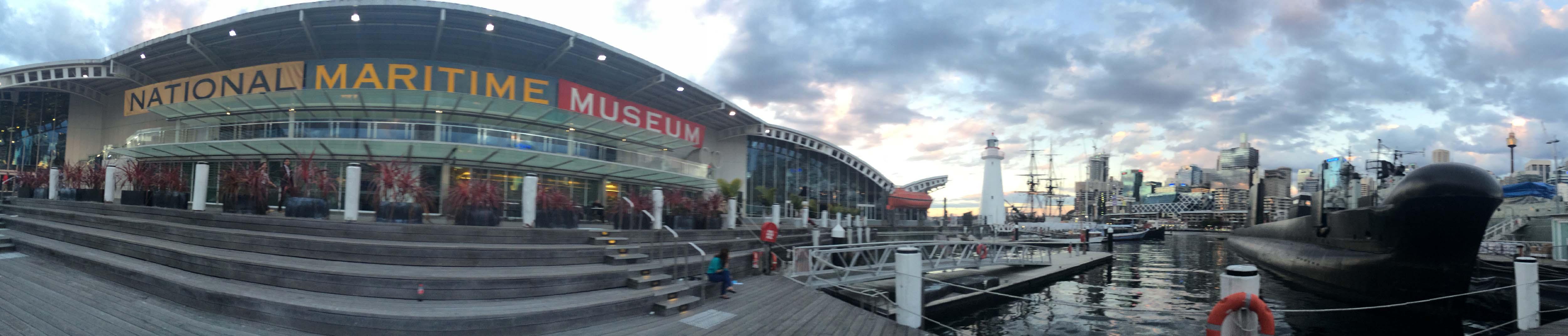 01 Australian National Maritime Museum Darling Harbour, Sydney