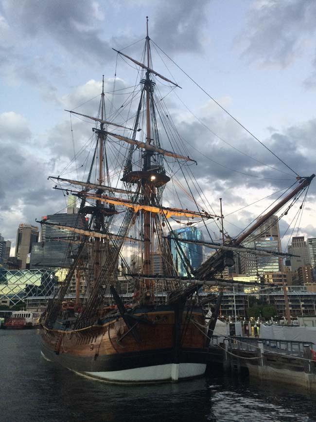 03 Australian National Maritime Museum Darling Harbour, Sydney