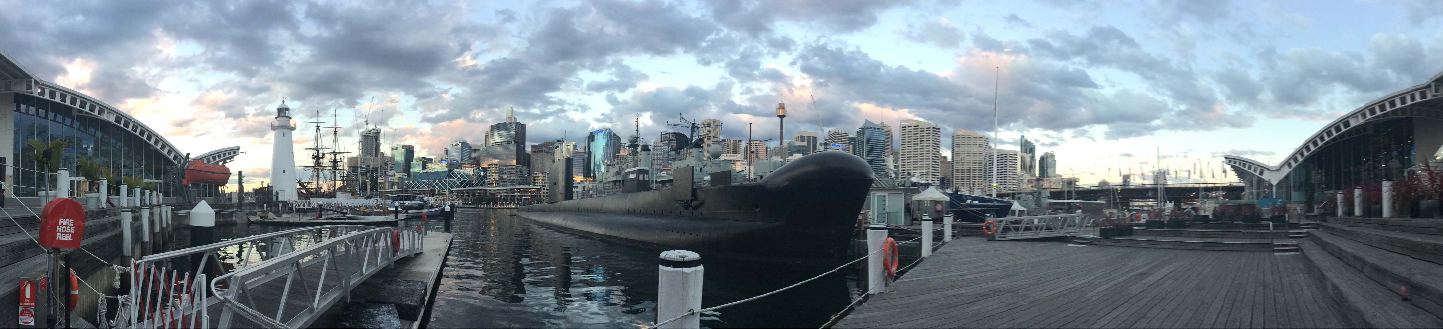 05 Australian National Maritime Museum Darling Harbour, Sydney