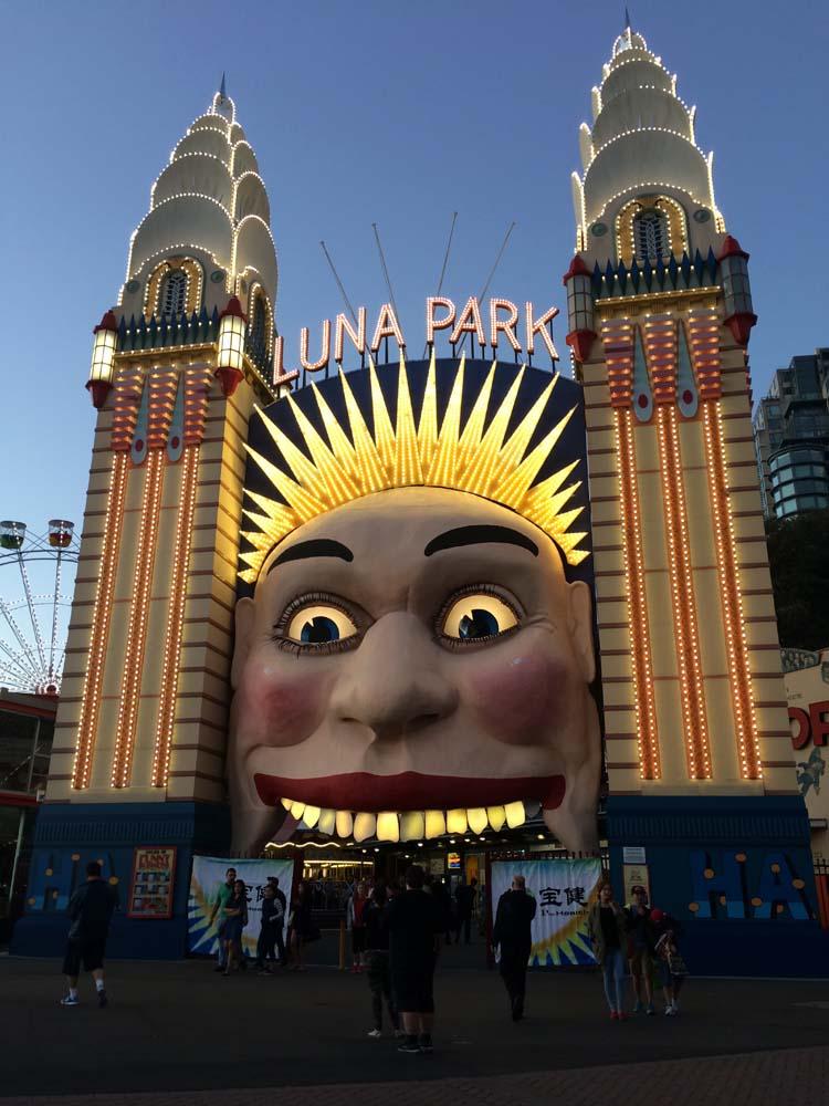 01 Luna Park, Sydney New South Wales Australia