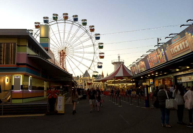 02 Luna Park, Sydney New South Wales Australia