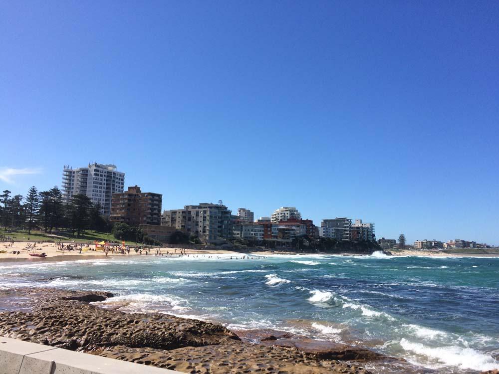 01 Cronulla Beach Sydney Australia