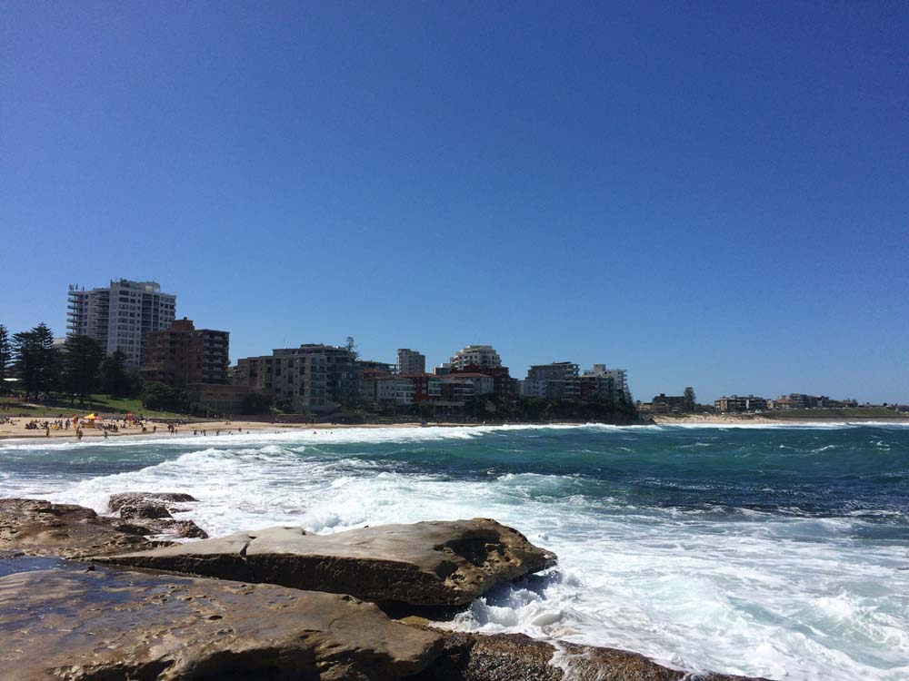 02 Cronulla Beach Sydney Australia