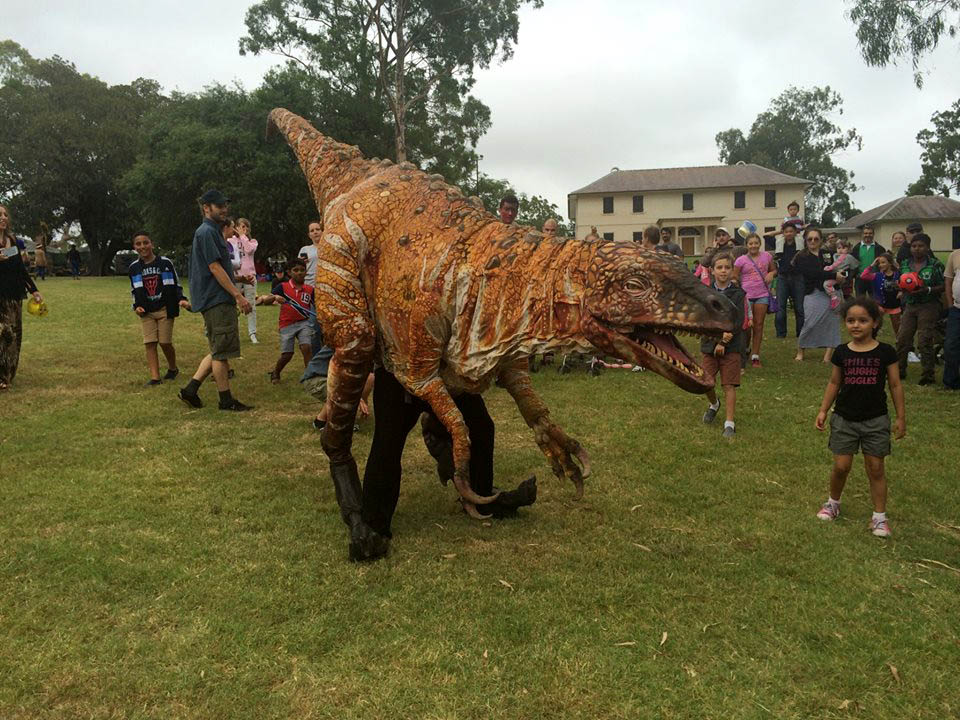 03 Australia Day 26 January 2015 Parramatta Sydney Australia