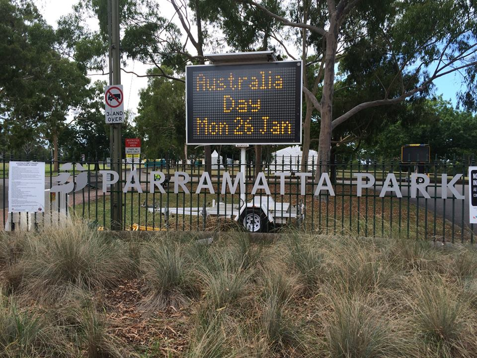 09 Australia Day 26 January 2015 Parramatta Sydney Australia